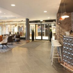 Отель Scandic Byporten Осло интерьер отеля фото 2