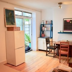 Отель Central 1 Bedroom Flat With Garden In Brighton развлечения