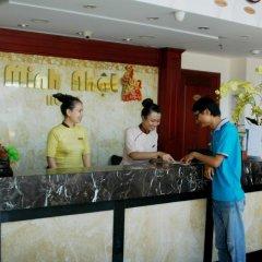 Отель Minh Nhat Нячанг интерьер отеля фото 3