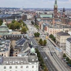 Отель Europahuset Apartments Дания, Копенгаген - отзывы, цены и фото номеров - забронировать отель Europahuset Apartments онлайн городской автобус