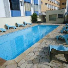 Отель Antico Plaza Hotel Бразилия, Таубате - отзывы, цены и фото номеров - забронировать отель Antico Plaza Hotel онлайн бассейн фото 2