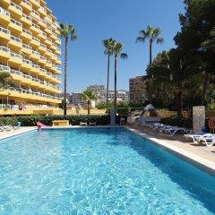 Отель Econotel Las Palomas Apartments Испания, Магалуф - отзывы, цены и фото номеров - забронировать отель Econotel Las Palomas Apartments онлайн бассейн