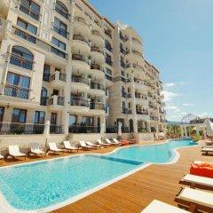 Отель Apartcomplex Harmony Suites 10 Болгария, Свети Влас - отзывы, цены и фото номеров - забронировать отель Apartcomplex Harmony Suites 10 онлайн фото 24
