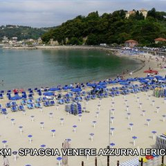 Отель Appartamento Vignara Аулла пляж