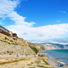 Гостиница Утёсов пляж