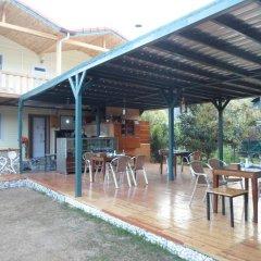 Отель Cirali Flora Pension питание фото 2