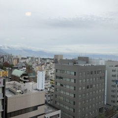 Daiwa Roynet Hotel Oita балкон