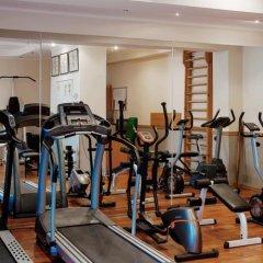 Международный Отель Астана Алматы фитнесс-зал фото 4