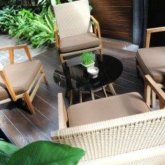 Отель Rembrandt Hotel & Suites Таиланд, Бангкок - отзывы, цены и фото номеров - забронировать отель Rembrandt Hotel & Suites онлайн балкон