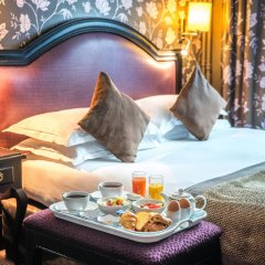 L'Hotel Royal Saint Germain Париж в номере