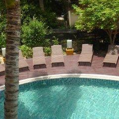 Отель Seashell Resort Koh Tao Таиланд, Остров Тау - 1 отзыв об отеле, цены и фото номеров - забронировать отель Seashell Resort Koh Tao онлайн бассейн фото 2