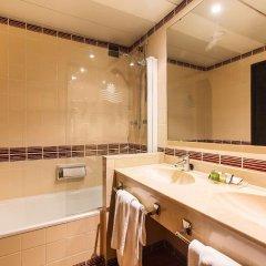 Отель Expo Hotel Испания, Валенсия - 4 отзыва об отеле, цены и фото номеров - забронировать отель Expo Hotel онлайн ванная