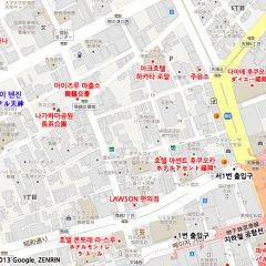Отель Heiwadai Hotel Tenjin Япония, Фукуока - отзывы, цены и фото номеров - забронировать отель Heiwadai Hotel Tenjin онлайн городской автобус