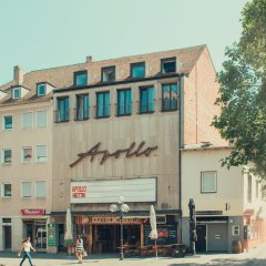 Отель Apollo Apartments Германия, Нюрнберг - отзывы, цены и фото номеров - забронировать отель Apollo Apartments онлайн фото 14