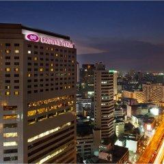 Отель Crowne Plaza Lumpini Park Бангкок фото 4