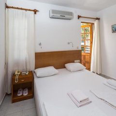 Sardunya Hotel Каш комната для гостей фото 2