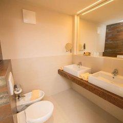 Hotel Goldene Rose Силандро ванная