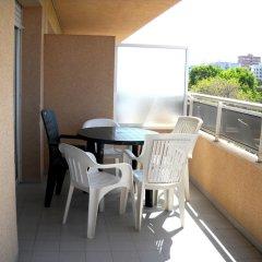 Отель PA Apartamentos Ses Illes Испания, Бланес - отзывы, цены и фото номеров - забронировать отель PA Apartamentos Ses Illes онлайн балкон
