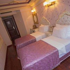 DeLuxe Golden Horn Sultanahmet Hotel комната для гостей фото 4