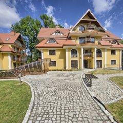 Апартаменты SKY Apartments VisitZakopane спортивное сооружение
