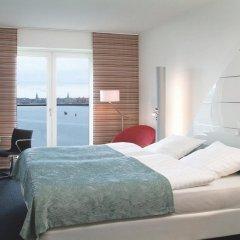 Отель Copenhagen Island комната для гостей фото 5