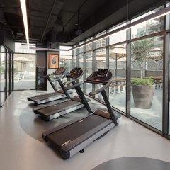 Отель Rove Trade Centre фитнесс-зал фото 3