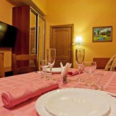 Гостиница К-Визит комната для гостей фото 4