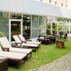 Mercure Hotel Berlin City (ex Mercure Berlin An Der Charite) Берлин бассейн
