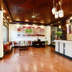 Jade Hotel Hoi An интерьер отеля