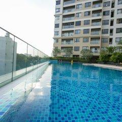Апартаменты The Everrich Infinity Apartment бассейн
