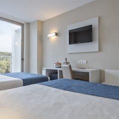 Отель Best Mediterraneo Испания, Салоу - 5 отзывов об отеле, цены и фото номеров - забронировать отель Best Mediterraneo онлайн комната для гостей фото 5