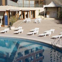 Отель Flamingo Beach Resort Испания, Бенидорм - отзывы, цены и фото номеров - забронировать отель Flamingo Beach Resort онлайн бассейн фото 2