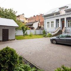Апартаменты Apartment Fedkovycha Львов парковка