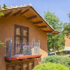 Отель Cabañas y Suites Sergia Torres балкон