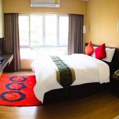 Отель Icheck Inn Silom Бангкок комната для гостей фото 4