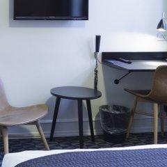 Отель Ritz Aarhus City Дания, Орхус - отзывы, цены и фото номеров - забронировать отель Ritz Aarhus City онлайн удобства в номере фото 2