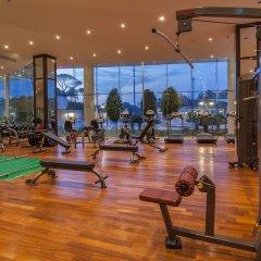 Zeynep Hotel - All Inclusive Белек фитнесс-зал