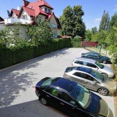 Отель Nice Rooms парковка