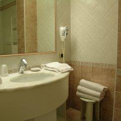 Отель Da Vito Кампанья-Лупия ванная