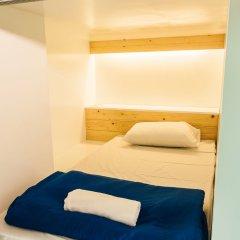 Travel Light Hostel Pattaya комната для гостей