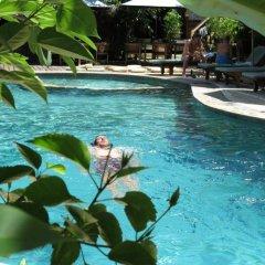 Отель Balangan Sea View Bungalow бассейн фото 2