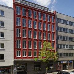 Отель H+ Hotel München Германия, Мюнхен - отзывы, цены и фото номеров - забронировать отель H+ Hotel München онлайн парковка