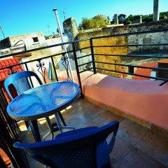 Отель Olympos Pension Родос балкон