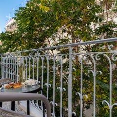 Отель Cutie by Stylish Stays балкон