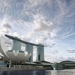 Отель Marina Bay Sands фото 3