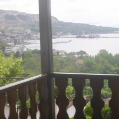 Отель Villa Horizoon Болгария, Балчик - отзывы, цены и фото номеров - забронировать отель Villa Horizoon онлайн балкон
