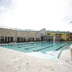 Отель Arezzo Sport College Ареццо бассейн