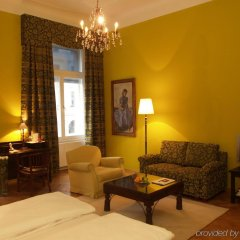 Small Luxury Hotel Altstadt Vienna комната для гостей фото 5