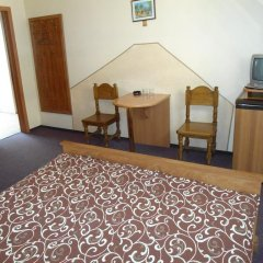 Гостиница Ватра удобства в номере