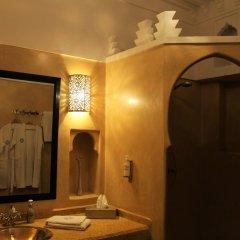 Отель Riad Dar Sheba Марокко, Марракеш - отзывы, цены и фото номеров - забронировать отель Riad Dar Sheba онлайн ванная